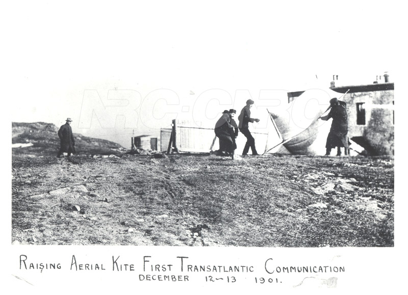 Marconi First Transatlantic Communication 1901 002