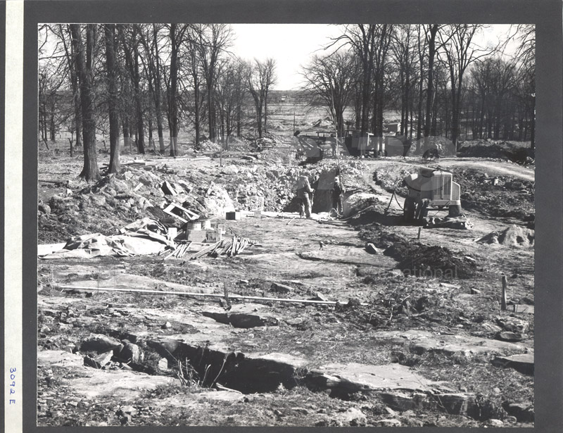 Construction of M-50 Spring 1952 #3092 005