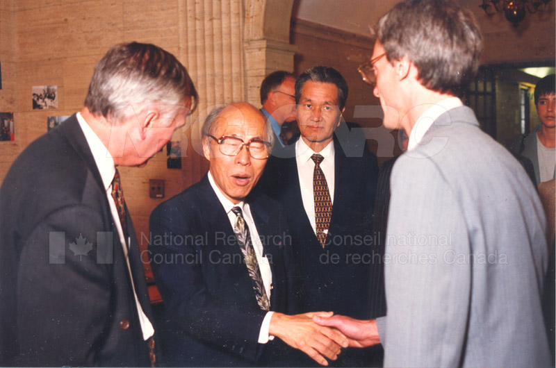 Agreement Signing RIKEN 23 Sept. 1997 014