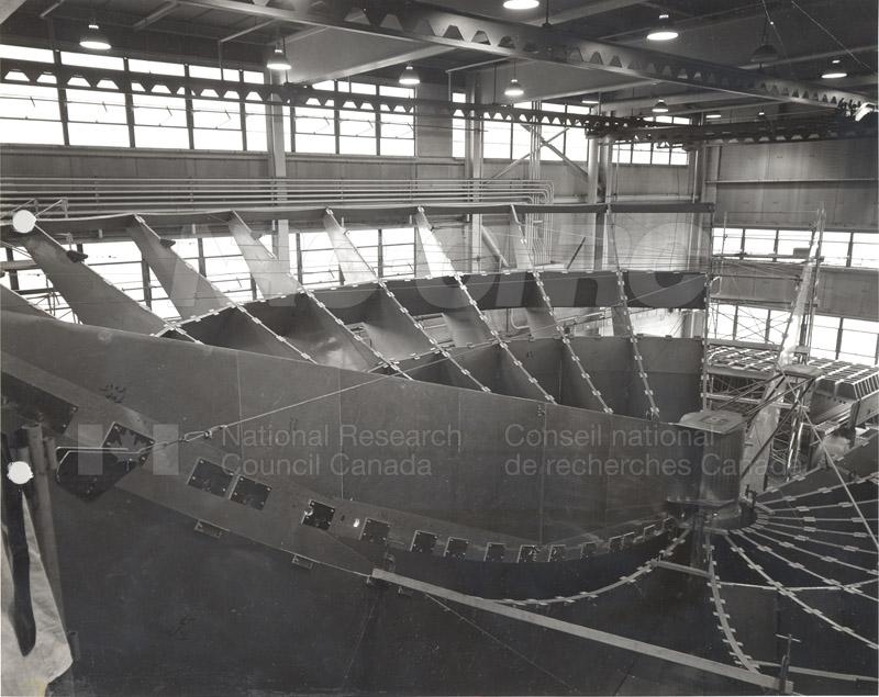 Aeronica Corp. Middletown Ohio- Radio Telescope 1960 003