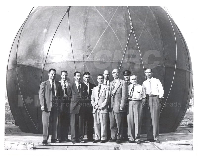 Radome Tests at NRC 001