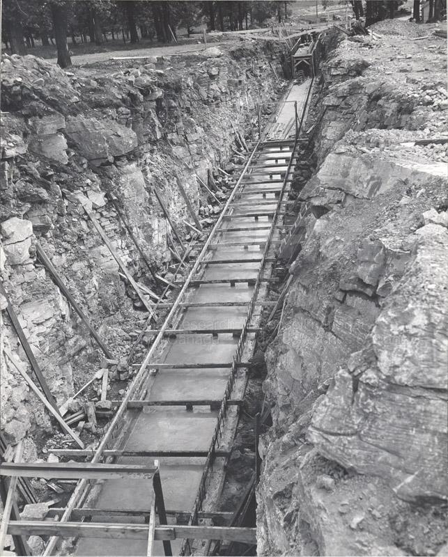Construction of M-50 Summer 1952 #3138 008
