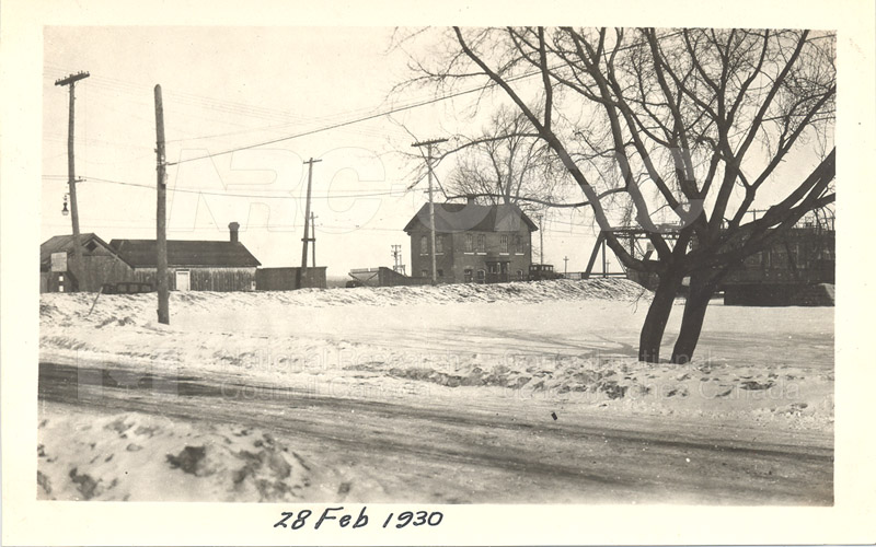 Sussex St. and John St. Labs- Album 1-Main Building February 28 1930 005