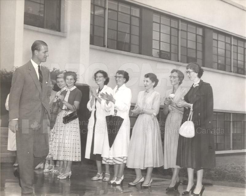 HRH Duke of Edinburgh Function 1954 005
