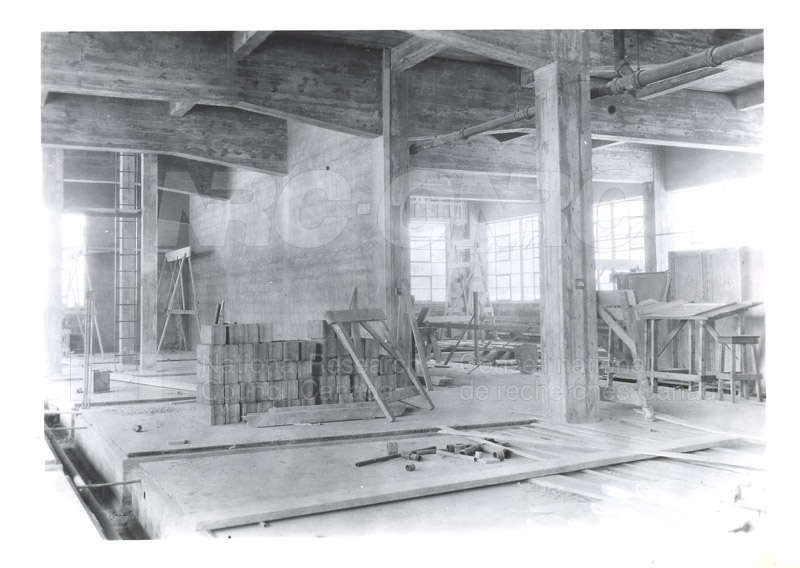 Construction Photographs 295