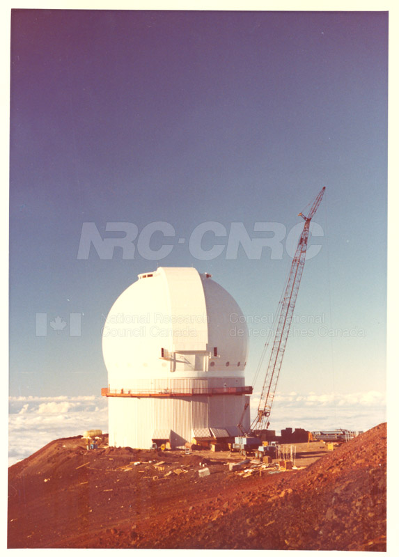 Canada France Hawaii Telescope Nov.1976 001