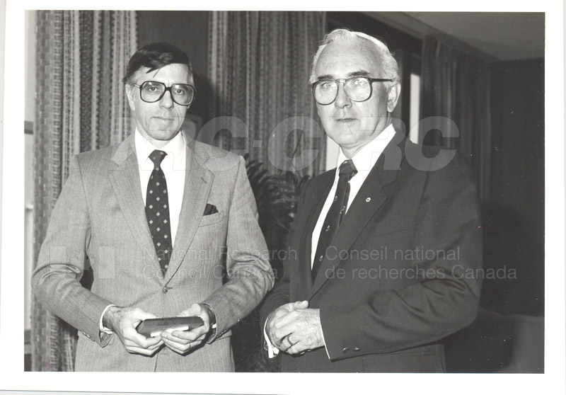 25 Year Service Plaques Presentations 1983 025