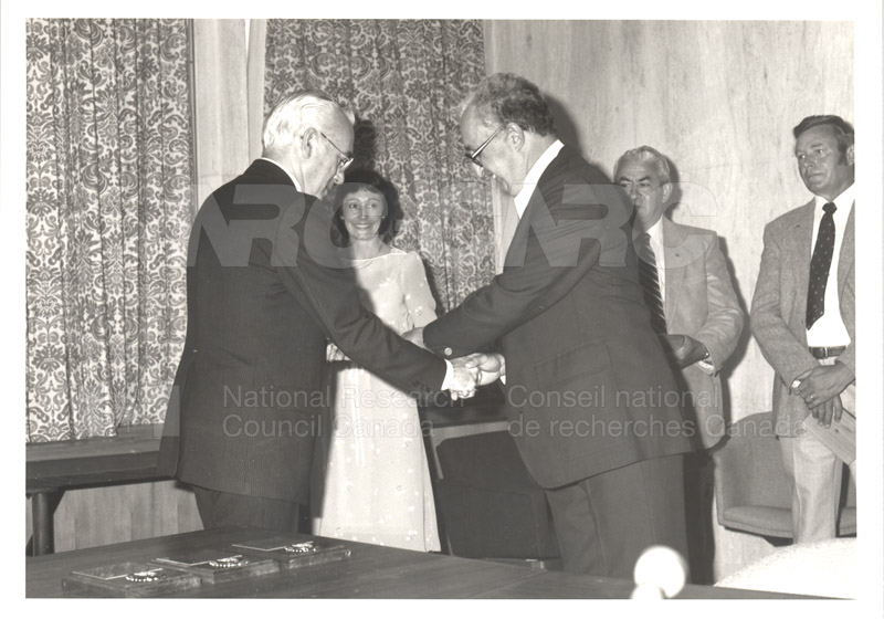 25 Year Service Plaques Presentations 1984 039