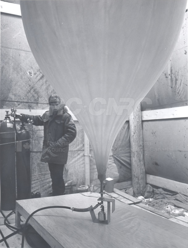 Scientific Research Balloons- Churchill