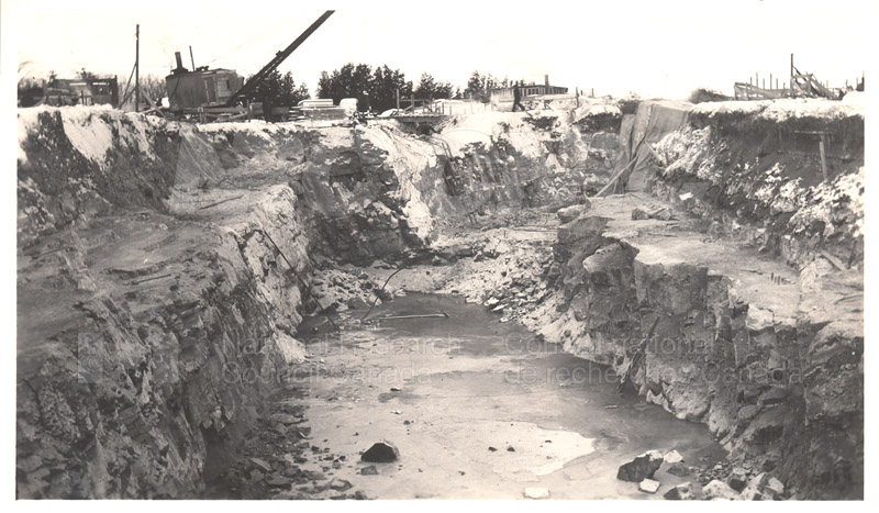 Administration and Wind Tunnels Construction 1940 015