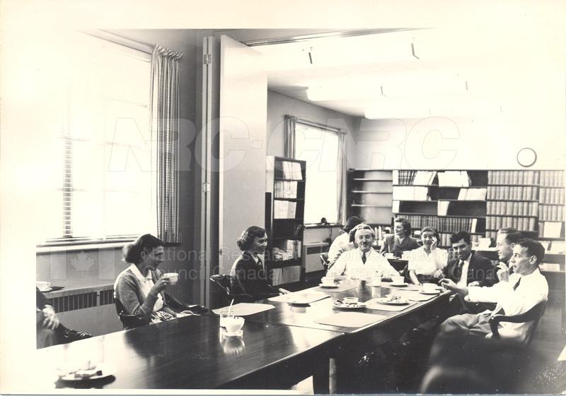 Staff c.1953