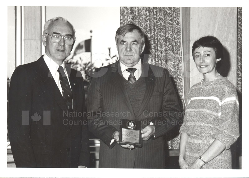 25 Year Service Plaques Presentations 1984 012