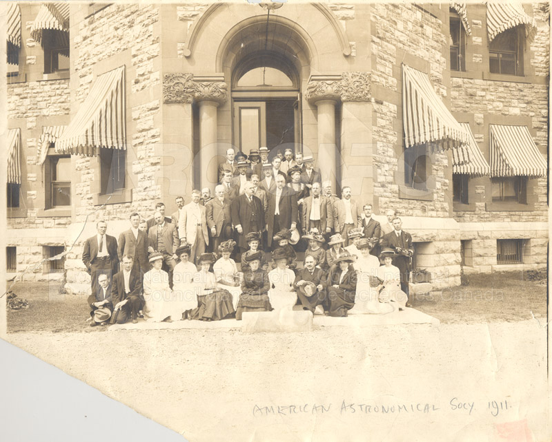 American Astronomical Society 1911