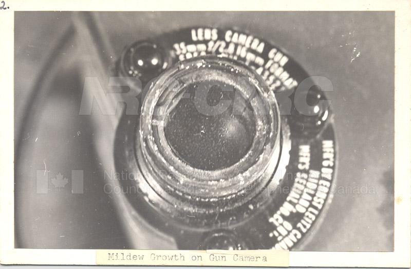 Mildew Growth on Gun Camera 004