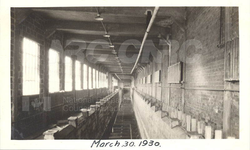 Sussex St. and John St. Labs- Album 4- Test Basin March 30 1930 002