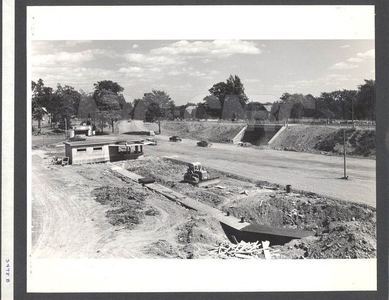 Construction of M-50 1953 #3498 003