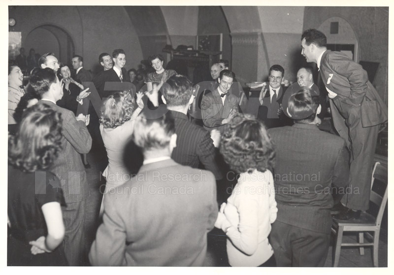 Staff Christmas Party c.1950 002