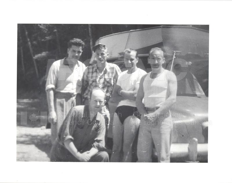 Calabogie 1957