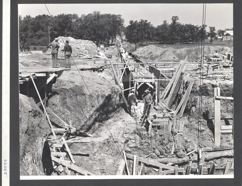 Construction of M-50 Summer 1952 #3205 010
