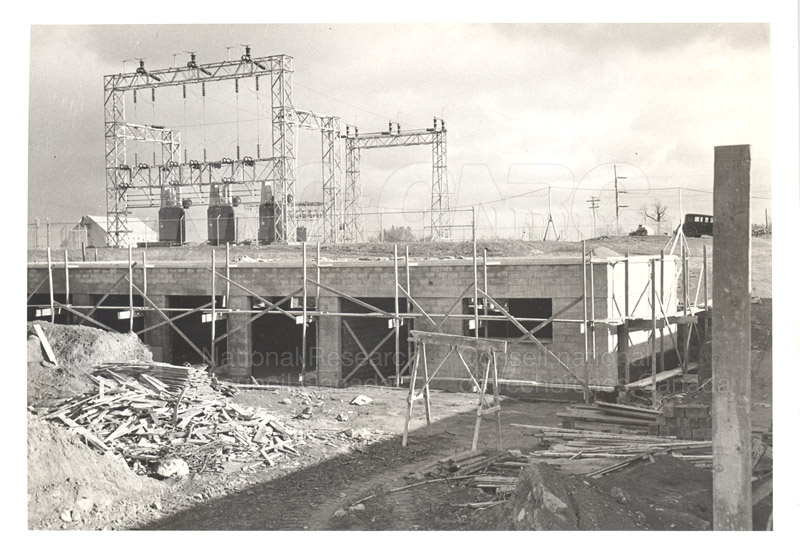 Construction and other Photos 1929-1937 313