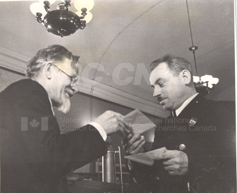 International Geophysical Year Visit to the North Jan. 30 1957 005