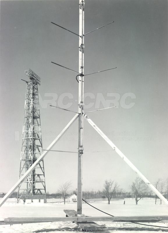 ASV Beacon Antenna