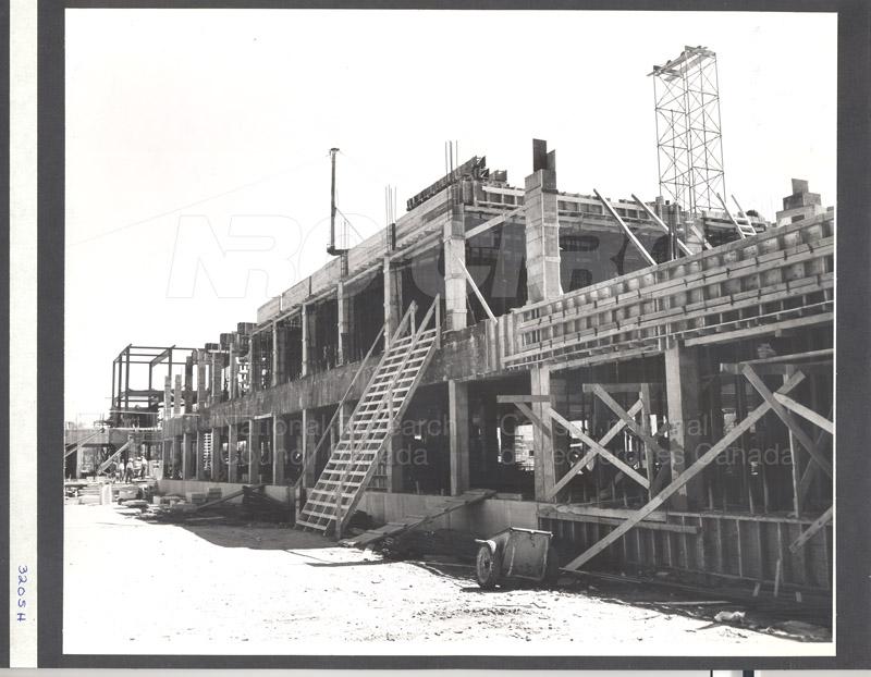 Construction of M-50 Summer 1952 #3205 008