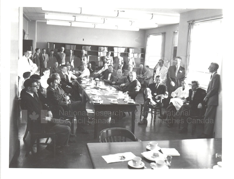 Seaweed Conference- A.R.L. Library 1953