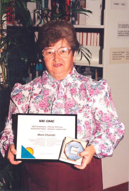 CISTI Achievement Awards 1996 007