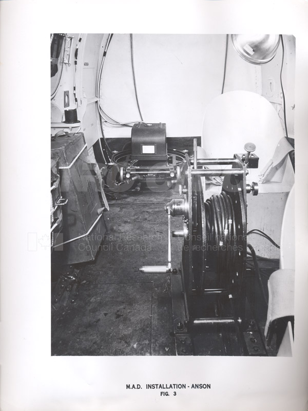 Flight Research Magnetometer 1950s 005