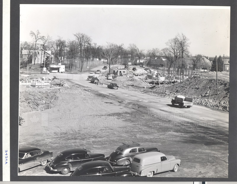 Construction of M-50 n.d. Overview Photo 001