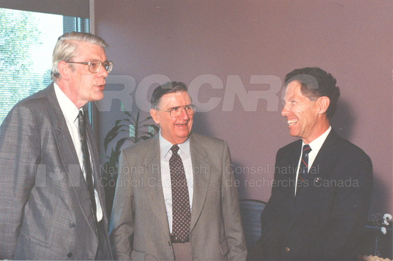 Canadian Society of Mechanical Engineering (CSME) honouring the Division of Mechanical Engineering 25 Aug. 1997 007