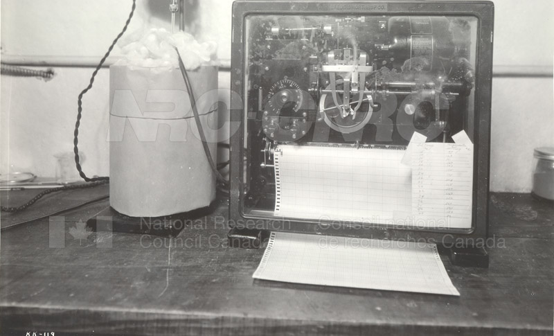 Division of Chemistry- Cement Research Apparatus- Wolochow Lab c.1932 KK-119