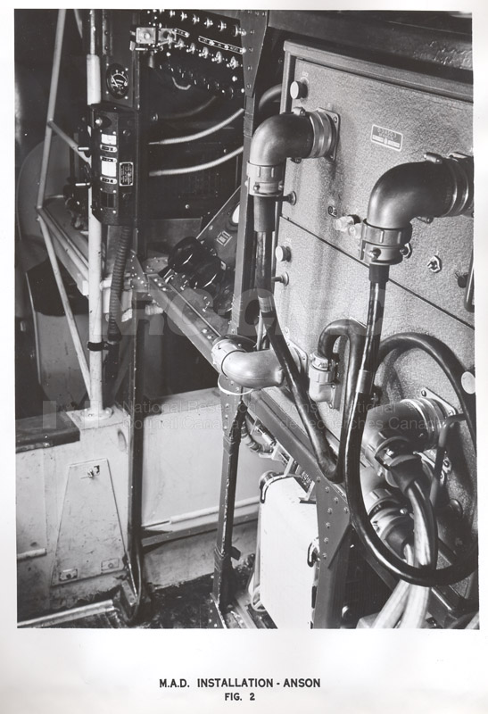 Flight Research Magnetometer 1950s 006