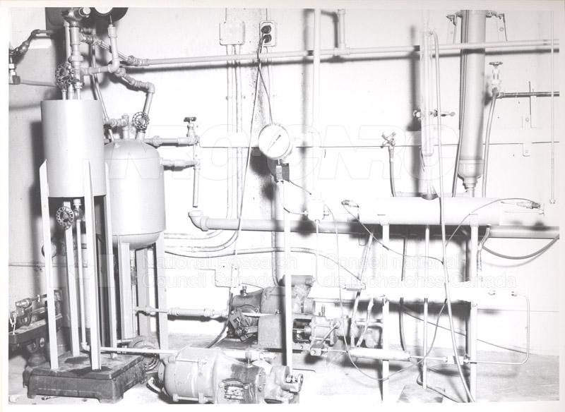 Physical Organic Chemistry- Eastman Installation Sept. 1953 001