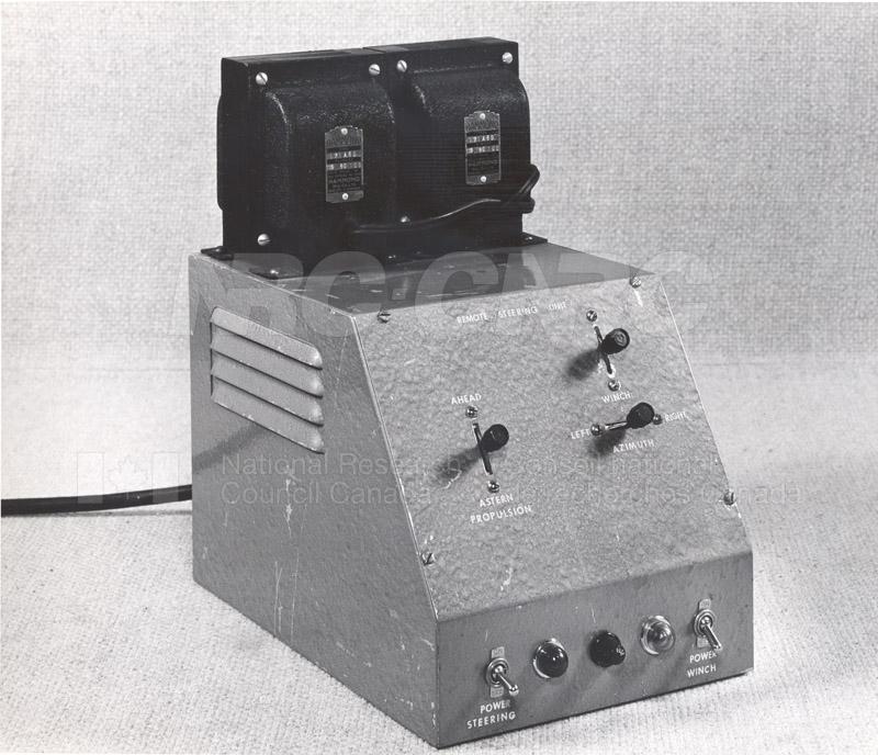 Underwater TV Operations Jan. 9 1952 005