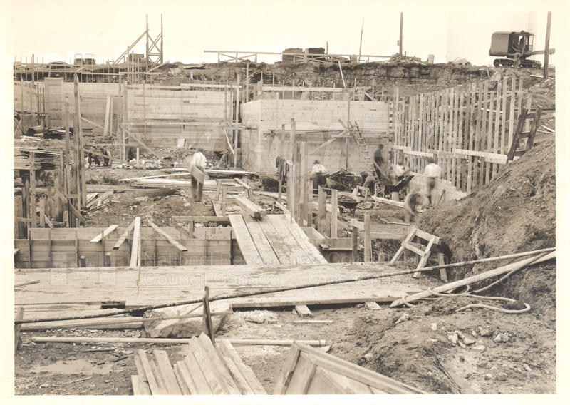 Construction and other Photos 1929-1937 267