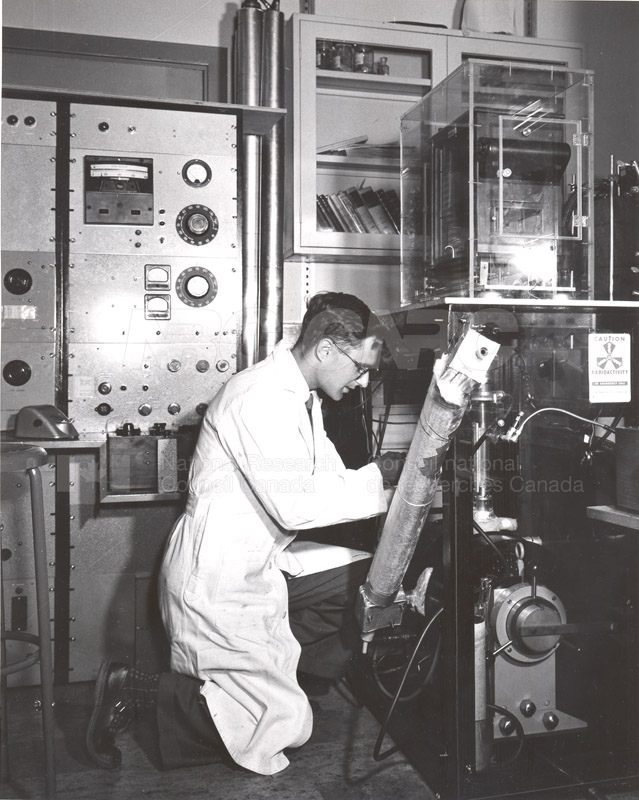 Chemical Engineering- Magnetic Susceptibility Dr. M.C. Hair May 1959