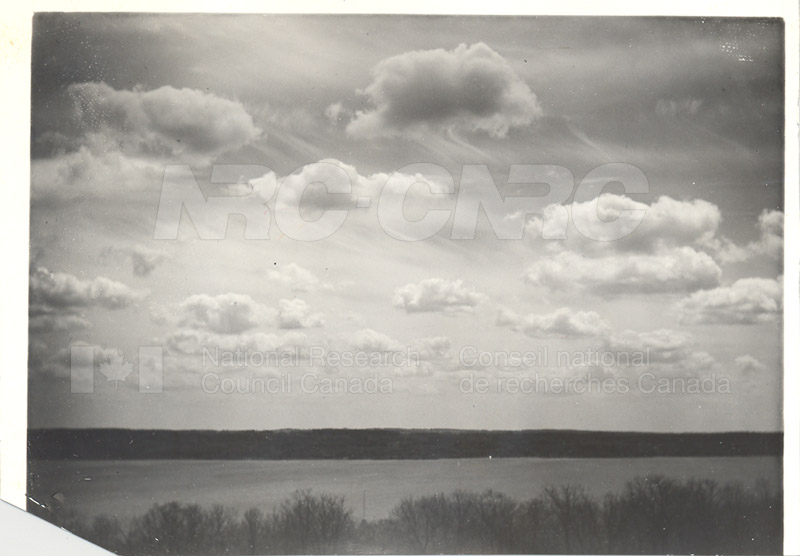Mother of Pearl Clouds Photo by Frederick Slocum May 1910