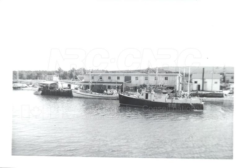Hydraulics Lab-Port Cartier Quebec Study 1959 002