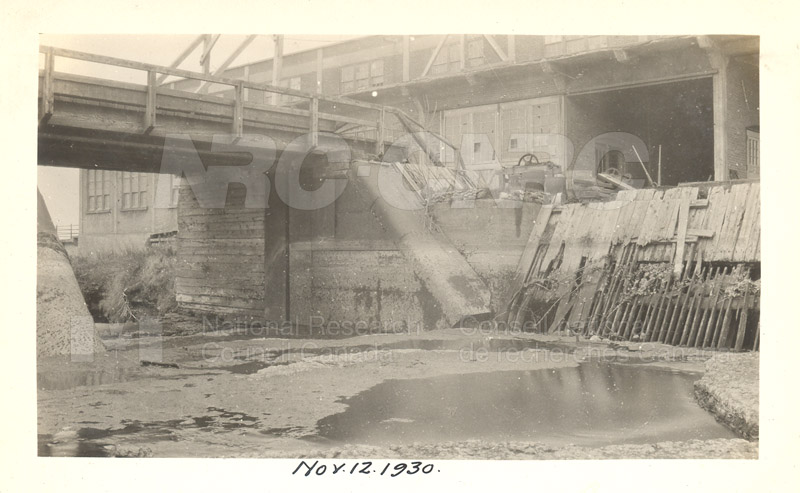 Album 8 Hydro Plant-Book 1 Nov. 12 1930 003