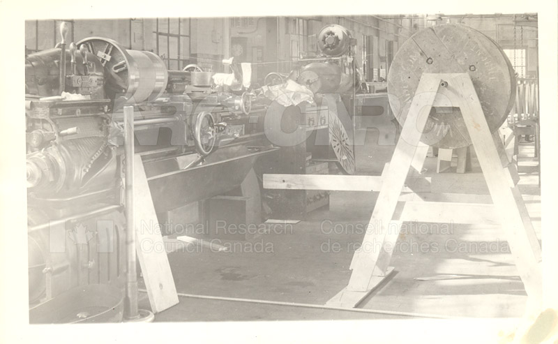 Model Standard of Mutual Inductance Being Wound in NRC Shop 1936 001