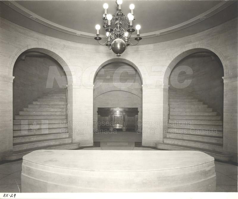 100 Sussex Drive- Lower Level Foyer (KK-29) 1932