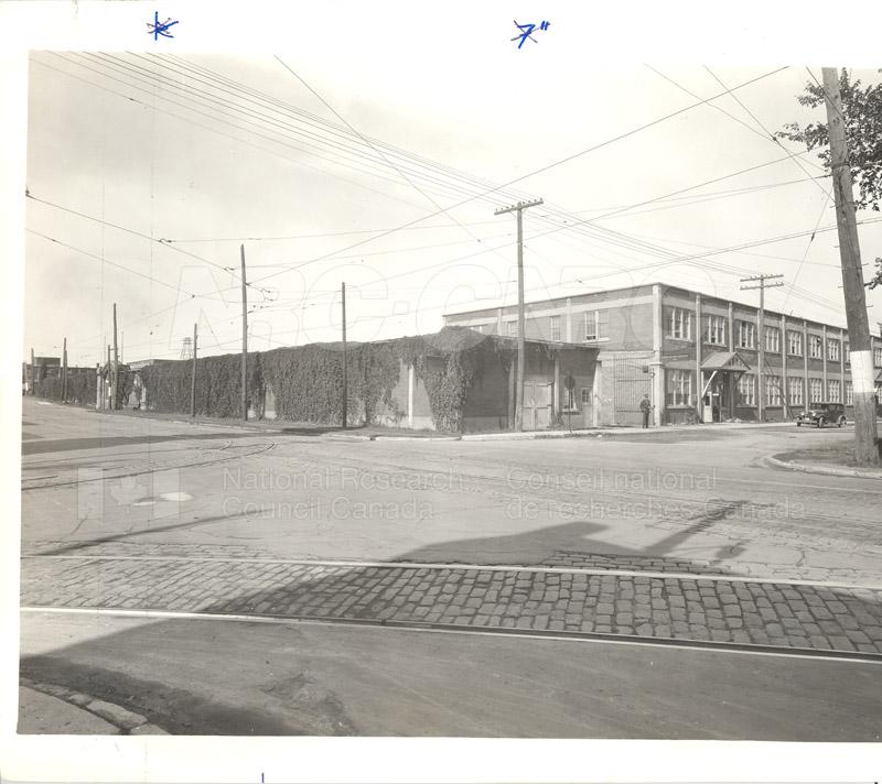 John Street Annex NRC Labs (KK-43) c.1932