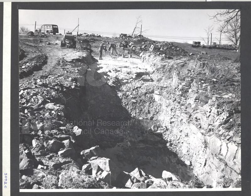 Construction of M-50 1953 #3534 004