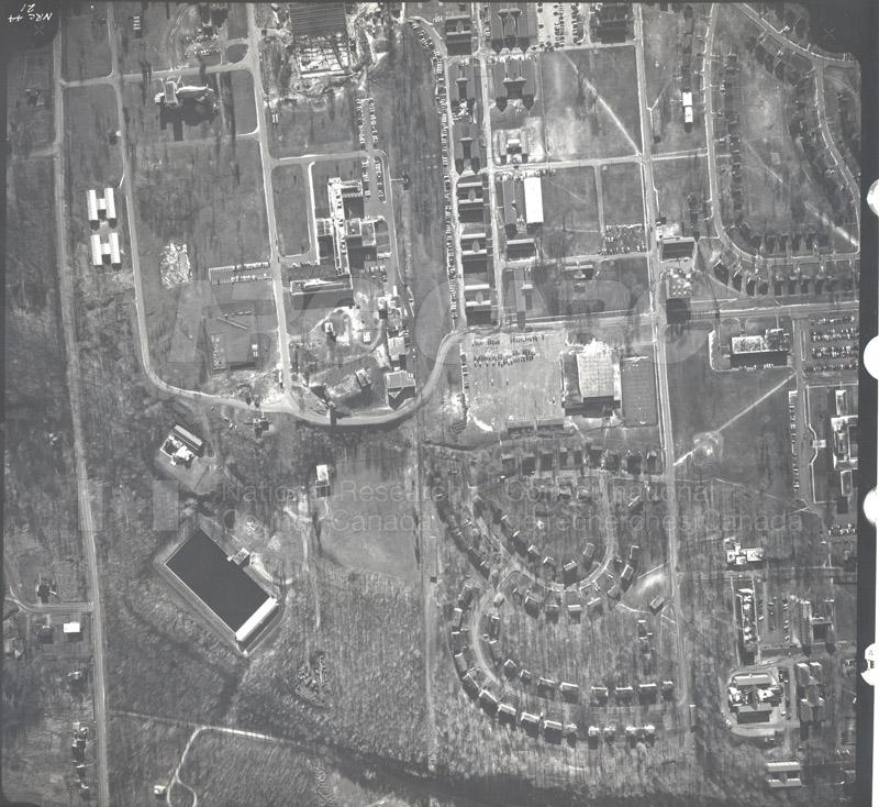 Montreal Road Campus Aerial View 1944 001 pt.1