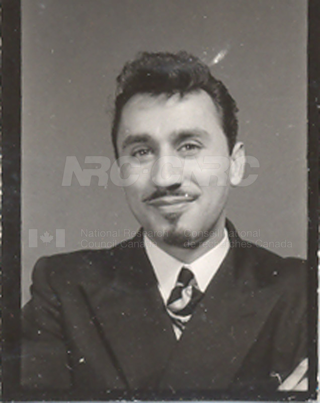 Post Doctorate Fellow- 1959 042