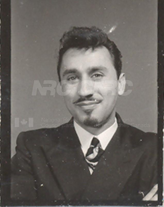 Post Doctorate Fellow- 1959 042