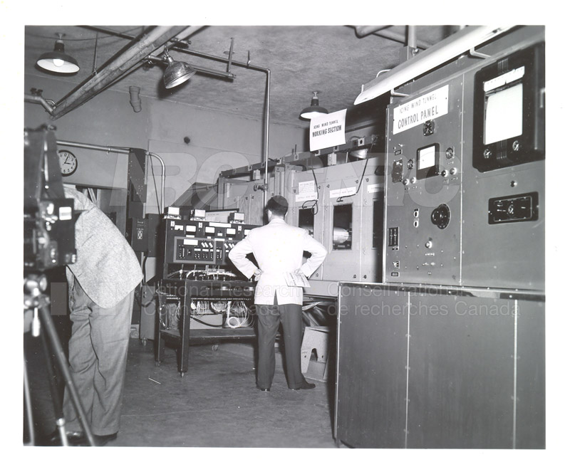 NRC Open House- Montreal Road 1954 011
