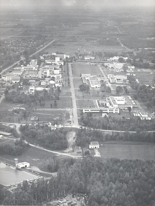 Montreal Road Campus Aerial View n.d. 003